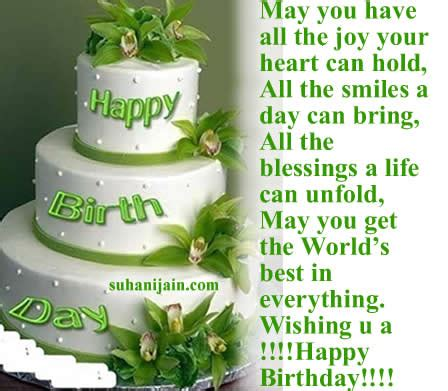 Happy Birthday Cake Images With Quotes Birthday Blessings Quotes Quotesgram