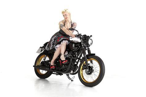 Motorrad Kawasaki W 800 by Umgebautes Motorrad Kawasaki W 800 Von Warm Up
