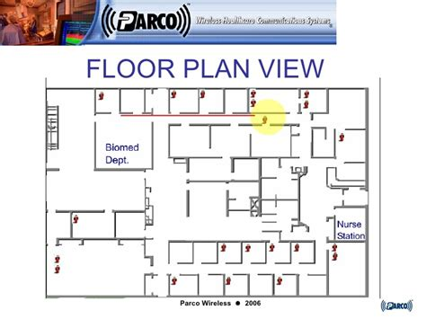 clinical laboratory floor plan parco wireless 2006 parco merged media corporation