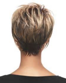 wedge haircuts front and back views short wedge hairstyles front and back views short