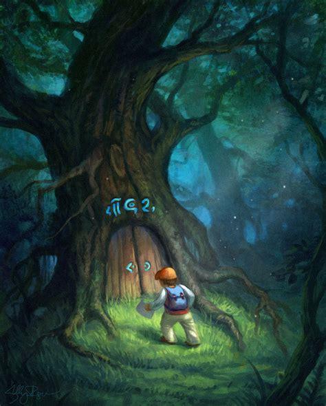 magic tree magic tree by selenada on deviantart