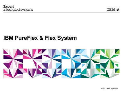 Ibm Pure Flex Client Presentation Ibm Powerpoint Template