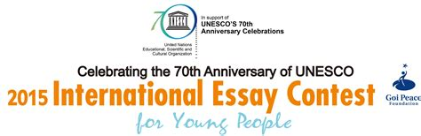 International Essay Writing Competitions by Essay Writing Contests International