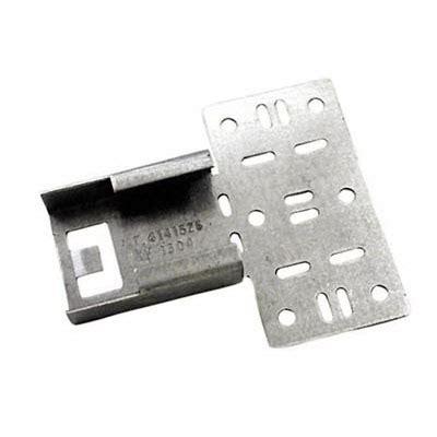 kv drawer slide rear mounting bracket knape and vogt kv 1304 metal rear mount for kv slides