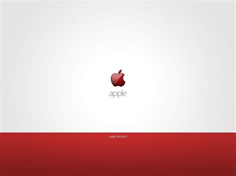 wallpaper apple think different red apple think different wallpapers red apple think