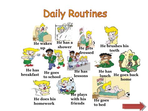The Daily Routines Of 7 Daily Routines