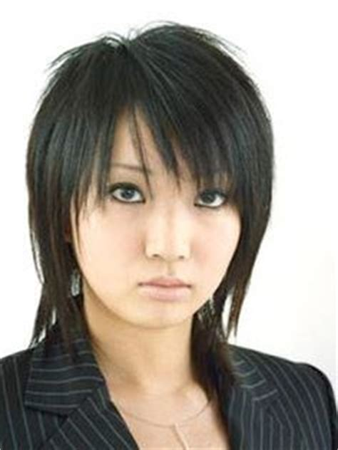 edgy japanese hairstyles 1000 images about edgy hairstyles for women on pinterest