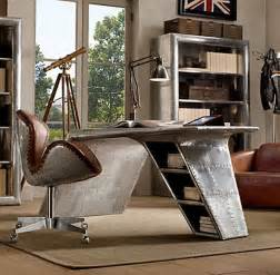 Steampunk Coffee Table Luxury Aviator Furniture Collection By Restoration