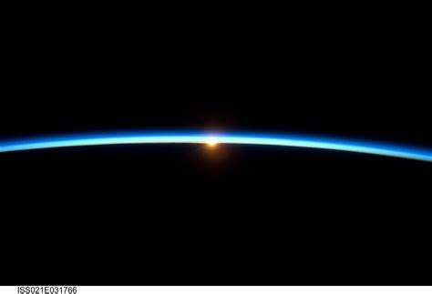 nasa thin blue line