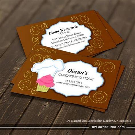 Bakery Visiting Card Design