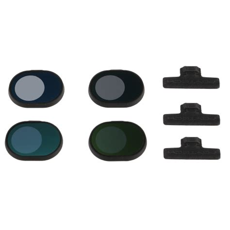 Best Seller Promo Nd16 Lens Filter For Dji Osmo Osmo Plus pgytech lens filter set nd4 nd8 nd16 nd32 hd lens for dji spark fpv quadcopter drone for