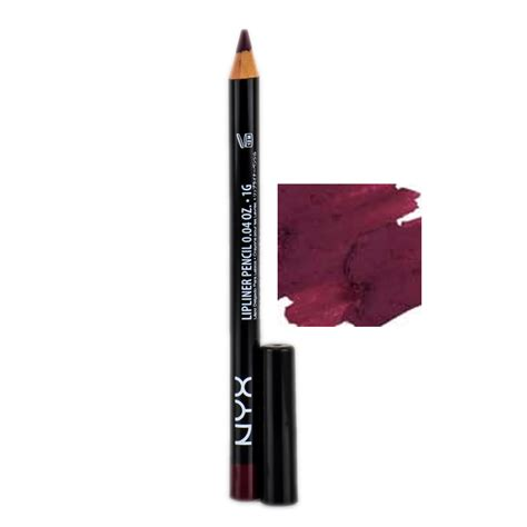Nyx Slim Lip Liner Pencil nyx slim lip liner pencil nyx cosmetics