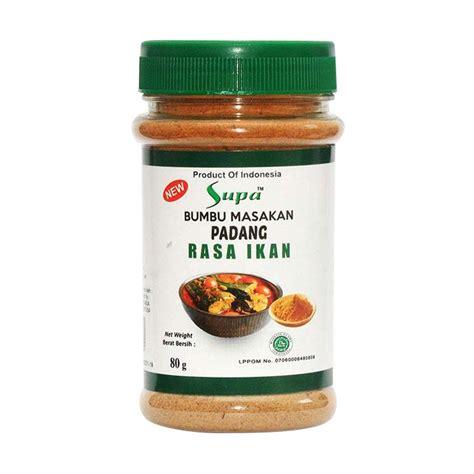 Pekak Bubuk Botol Bumbu Perasa jual supa bumbu masakan padang rasa ikan botol