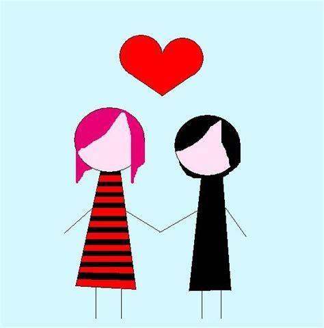 Imagenes De Amor Lésbico Tumblr | amor lesbico xd by izakisano on deviantart