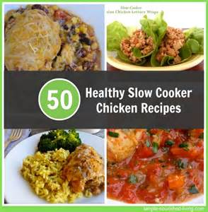 healthy slow cooker chicken recipes for weight watchers