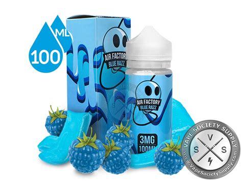 Sale Eliquid E Liquid The Juice Box Blue Honeydew blue razz ejuice by air factory eliquid 100ml vape society supply