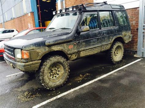 1997 land rover discovery off disco 300tdi off road ready quicksale 1200 swapz welcome