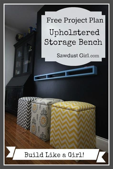 storage bench diy plans diy upholstered storage bench plans sawdust paper scraps