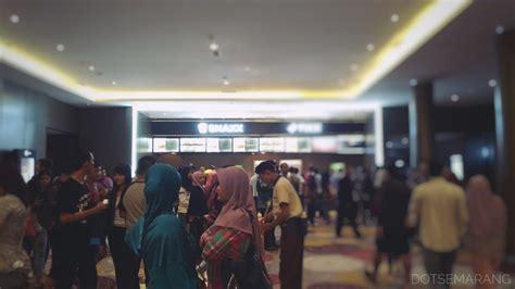 cinemaxx java mall photoblog suasana pembukaan cinemaxx di semarang