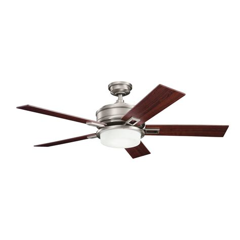 transitional ceiling fans with lights decorative fans 300140ap talbot 52 quot transitional ceiling