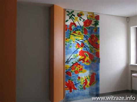 Paint Glass Door Glass Doors Inpired By Roland Richardson Painting