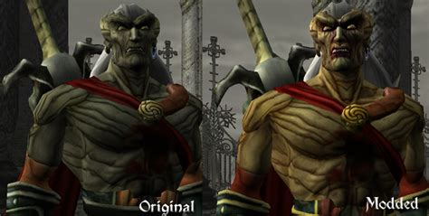 Kain Laken the ancient s den legacy of kain defiance texmod texture pack