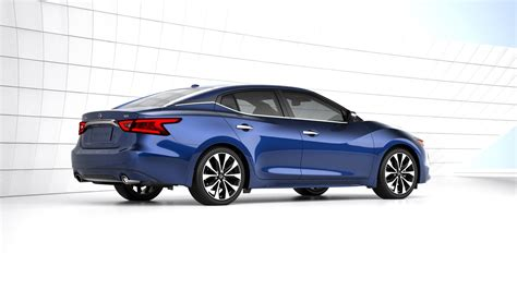 2014 Nissan Maxima Msrp by 2016 Nissan Maxima Revealed In New York Prices Start At