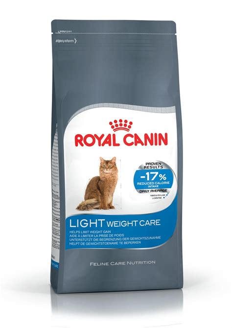light home care light weight care cat food royal canin