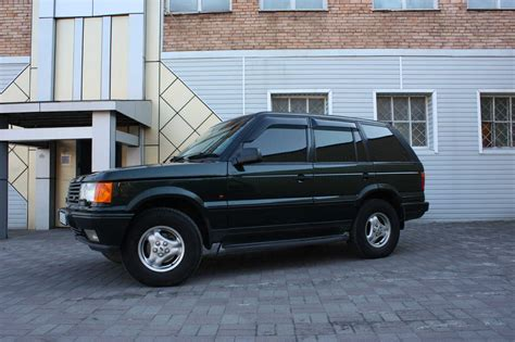 range rover 1999 1999 land rover range rover pictures 4 0l gasoline