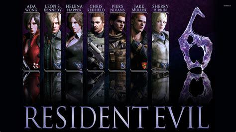Wallpaper Game Resident Evil 6 | resident evil 6 2 wallpaper game wallpapers 20865