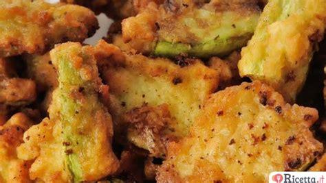 come fare la pastella per friggere i fiori di zucca ricetta pastella per verdure