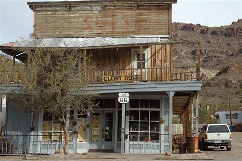Towns In Usa file oatman az business building jpg wikimedia commons
