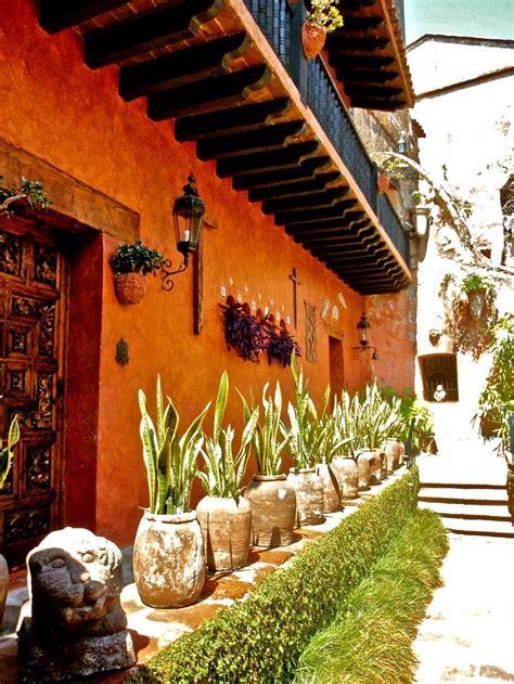 images  spanish colonial interiors  exteriors  pinterest spanish san miguel