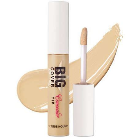 Etude Concealer etude house big cover tip concealer price in the