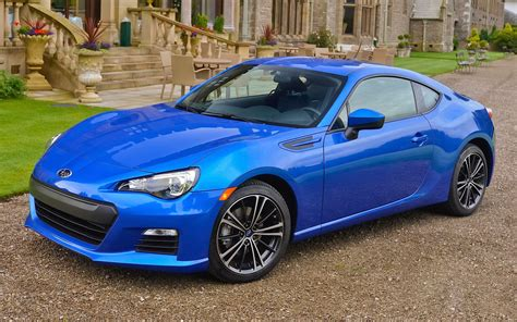 subaru brz custom wallpaper subaru brz blue wallpaper cars wallpaper better