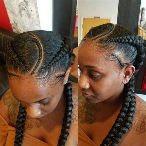 trendy ghana weaving styles 31 ghana braids styles for trendy protective looks
