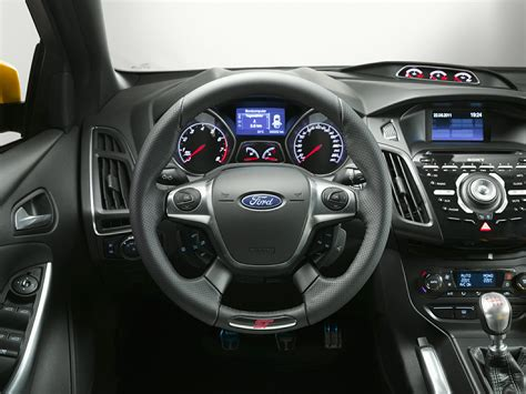 Ford Focus 2014 Interior by 2014 Ford Focus St Price Photos Reviews Features