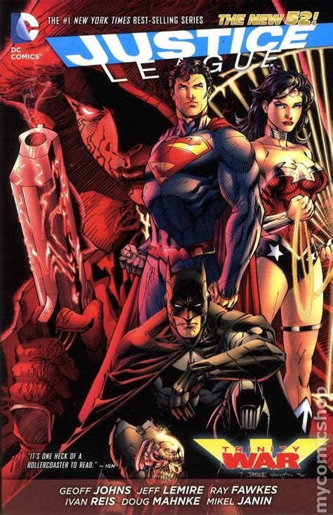 justice league trinity war hc 2014 dc comics the new 52 comic books