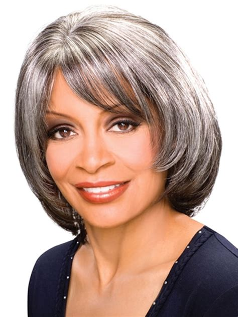 silver fox wigs for women over 50 madison hand stitched wig by foxy silver wigs hsw wigs