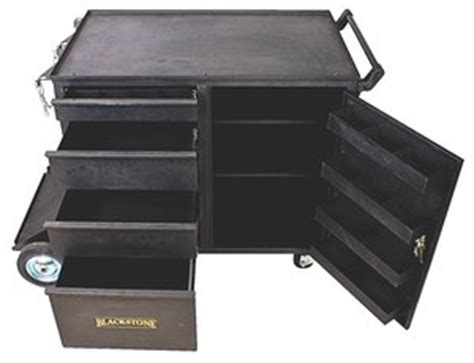 welding cabinet with drawers 48 9 quot x24 4 quot x33 3 quot blackstone 174 4 drawer 3 shelf mobile