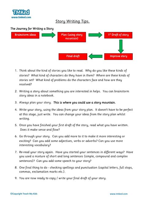 ks2 ideas for writing free story writing worksheet story writing literacy ks2