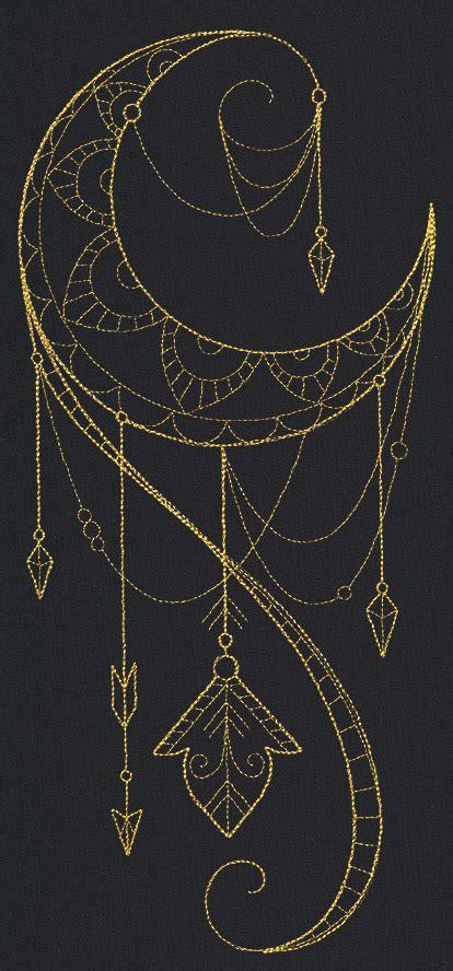 talisman tattoo york prices talisman draping crescent urban threads unique and