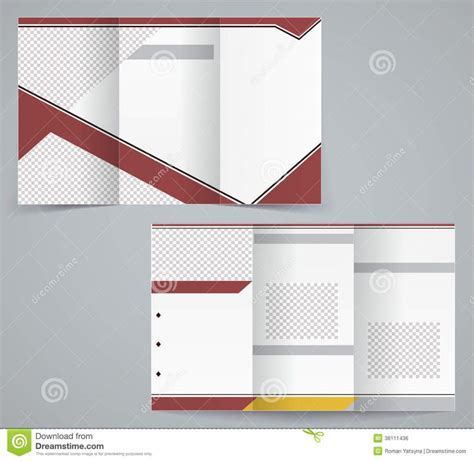 a4 size brochure templates psd free download best agenda