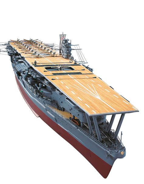 3d Home Builder ijn akagi model warship 1 250 scale de agostini modelspace
