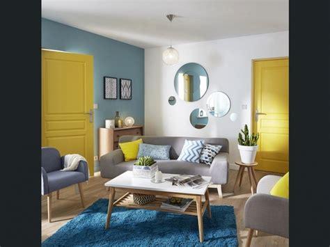 Deco Mur Jaune deco mur jaune int 233 rieur maison moderne cgoioc net