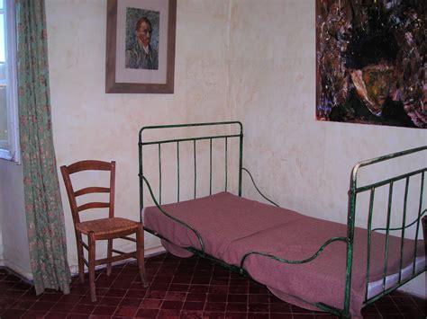 la chambre de vincent gogh chambre de vincent gogh 224 paul de mausole sur