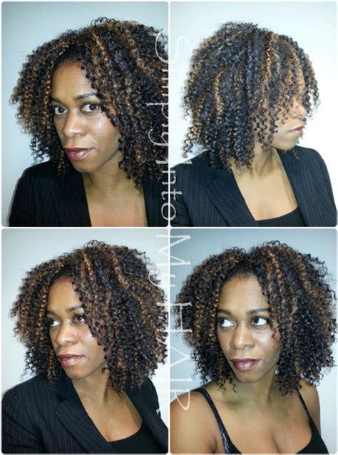 washing crochet braids crochet braids 7 simply into my hair
