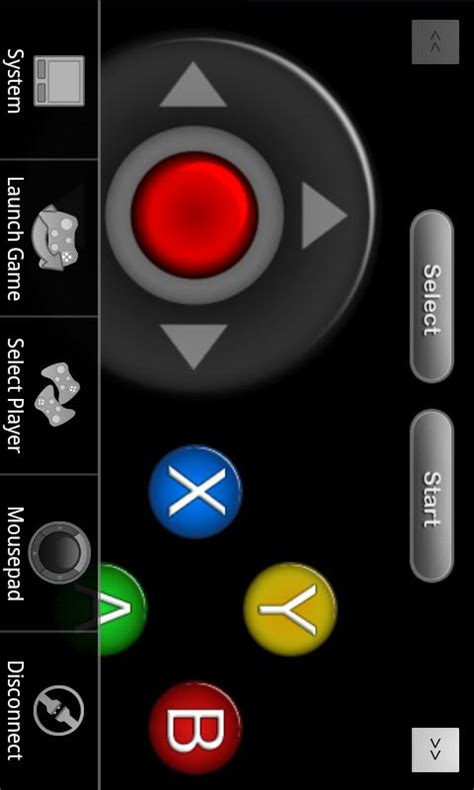 android layout joystick njoy joystick up your device android apps on google play
