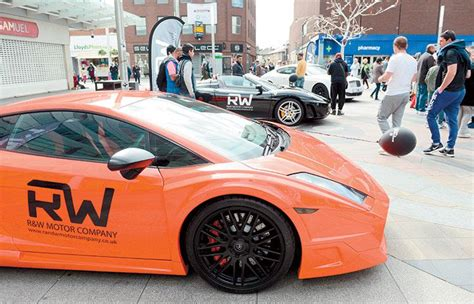 fast and furious uk release date super cars roll into slough high street to celebrate