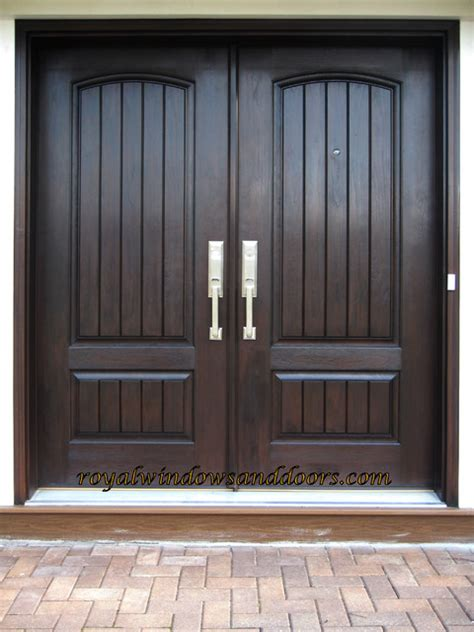 Used Front Doors For Homes Entry Door System Fiberglass With Wrought Iron